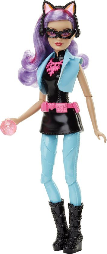 Barbie Geheim Agent - Kat Dief - Barbiepop