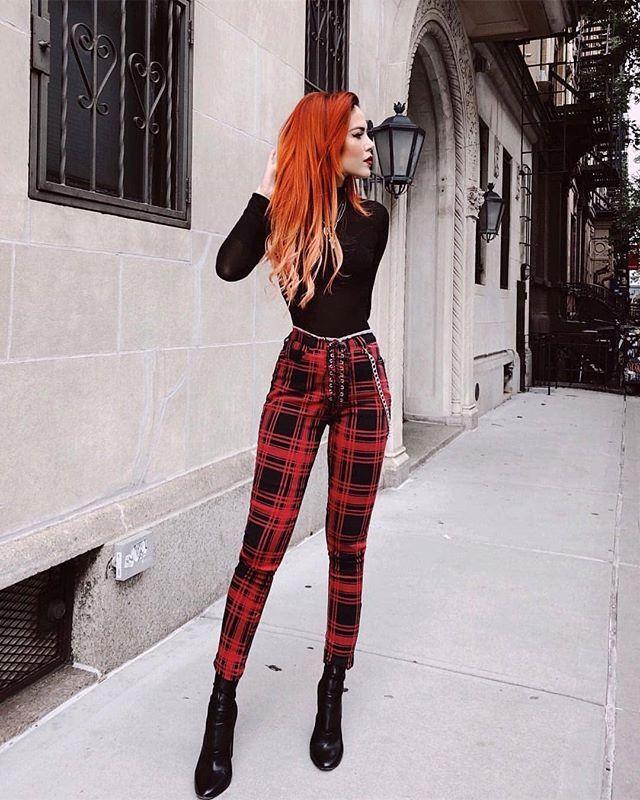 Follow ALTGirl Alternative Style Grunge Style Gothic Style
