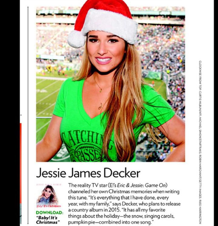 47 best Jessie James decker and love make up and style images on ...
