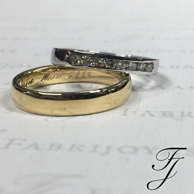 ¿Ya consideraste el estilo de tus Argollas de Matrimonio? ¿Quieres que coincidan o sean diferentes?   #ArgollasDeMatrimonioCali #ArgollasDeMatrimonioColombia #WeddingBandsColombia