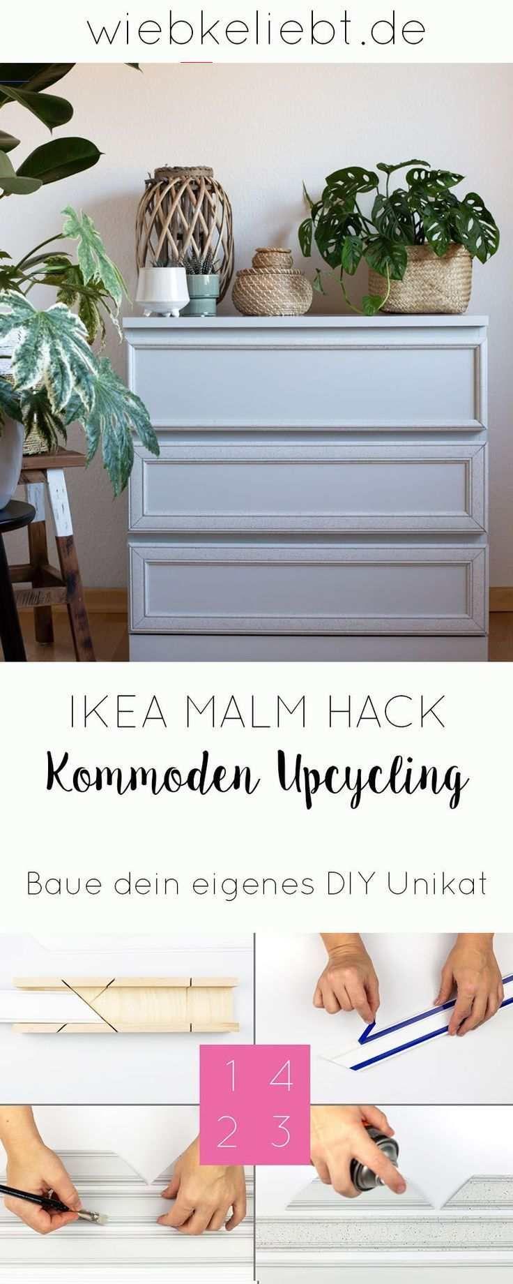Diy Ikea Hack Upcycling Mobel Selber Bauen Werbung Diy Blog Do It Yourself Anleitungen Zum Lernturmikea In 2020 Upcycling Mobel Malm Hack Ikea Malm Hack