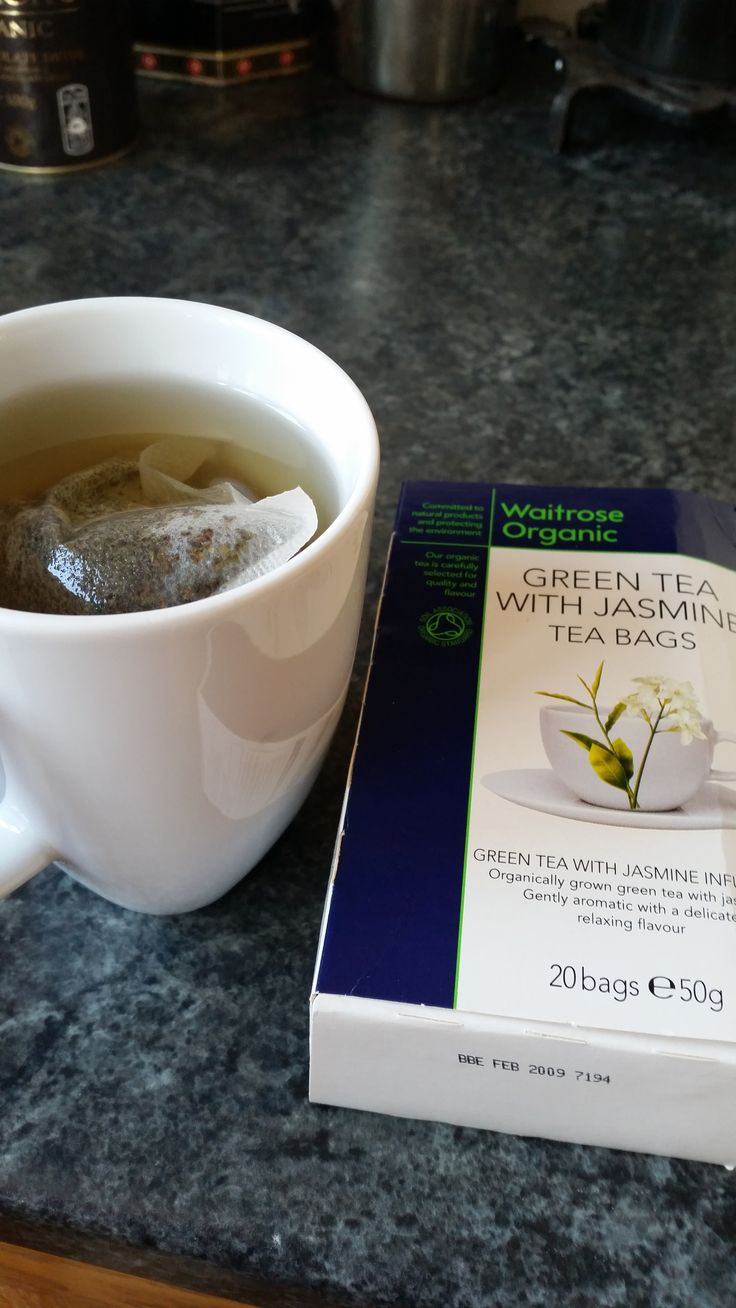Green tea! It's loaded with antioxidants and nutrients, making it the healthiest drink in the world.