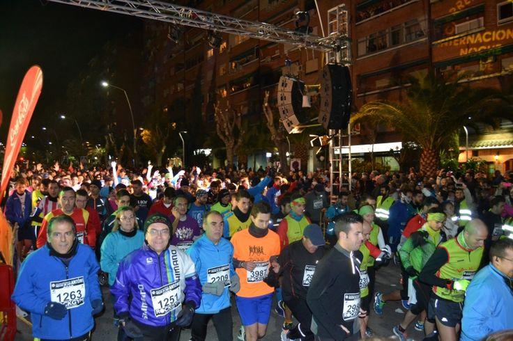 """El lunes comienza la inscripción de la carrera urbana internacional """"Noche de San Antón"""""""