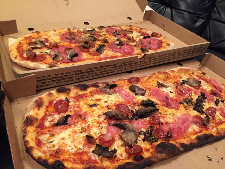 Zizzi pizza night