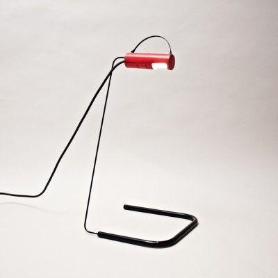 Slalom Desk Lamp by Vico Magistretti for Oluce