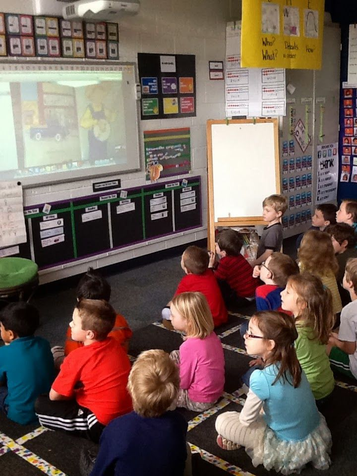 Mystery Readers Via Skype