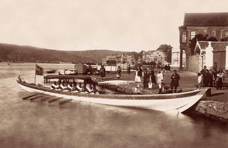 1870'Yıllar İstanbul Sarıyer #istanbul #armanca