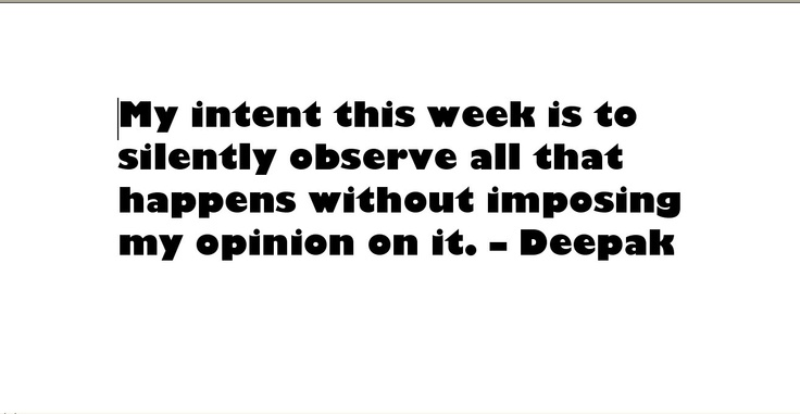 Deepak ChopraStart Practice, Silent Observation, Deepak Chopra, Healthy Mindfulness, Awesome Ideas, Motivation Inspiration, Mr Chopra