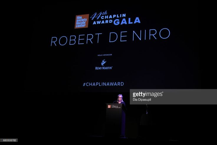 Actress Meryl Streep speaks onstage during the 44th Chaplin Award Gala at David H. Koch Theater at Lincoln Center on May 8, 2017 in New York City.