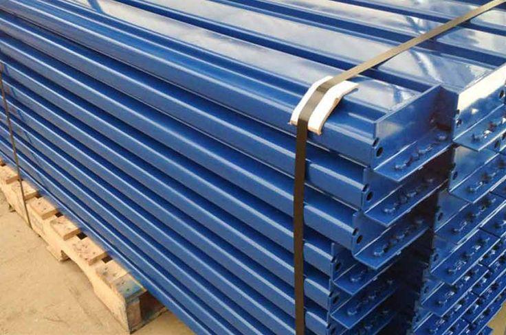 Teardrop Warehouse Rack Beams