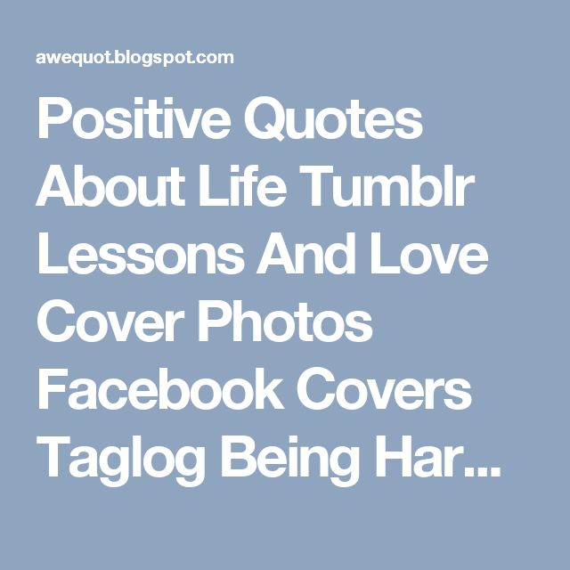 Love Quotes About Life: Best 25+ Cover Photo Quotes Ideas On Pinterest
