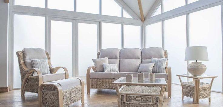 Shore banana leaf conservatory furniture