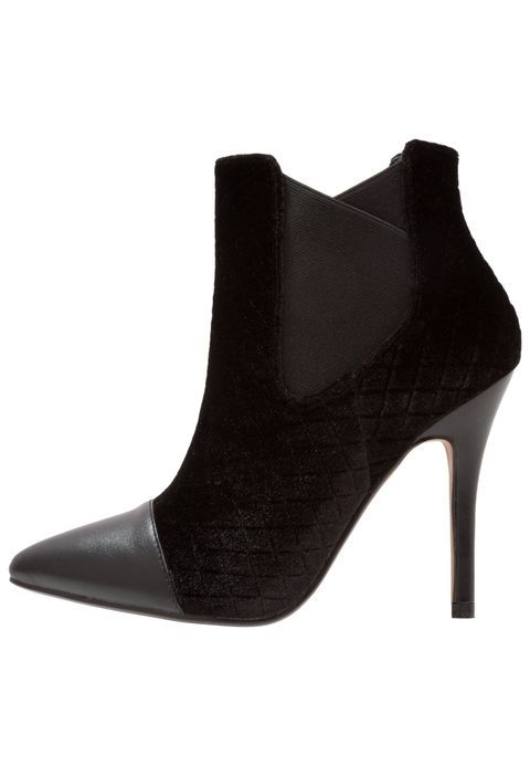 Glamorous High heeled ankle boots - black for £44.99 (25/02/18) with free delivery at Zalando