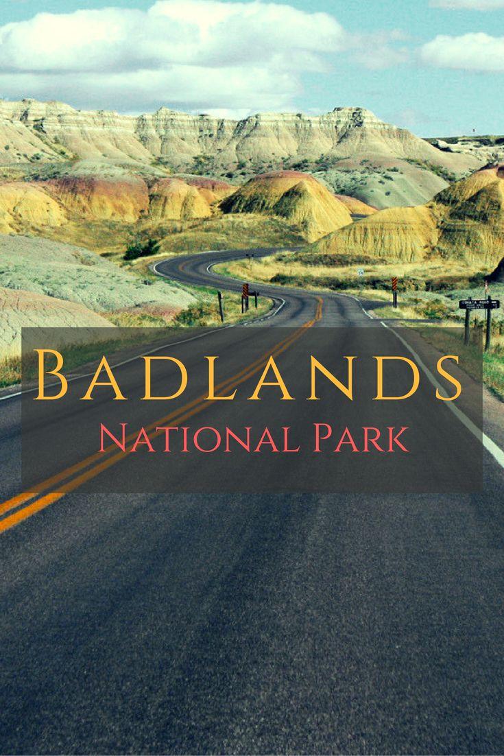 Badlands National Park info & tips