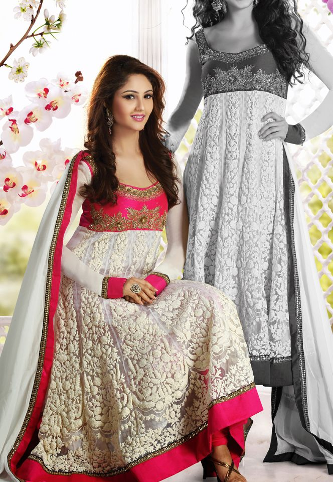 ... Salwar Kameez on Pinterest | Beautiful, Colors and Party wear