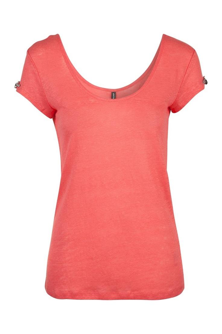 T-shirt manches fantaisie femme - Tops - femme - NAF NAF