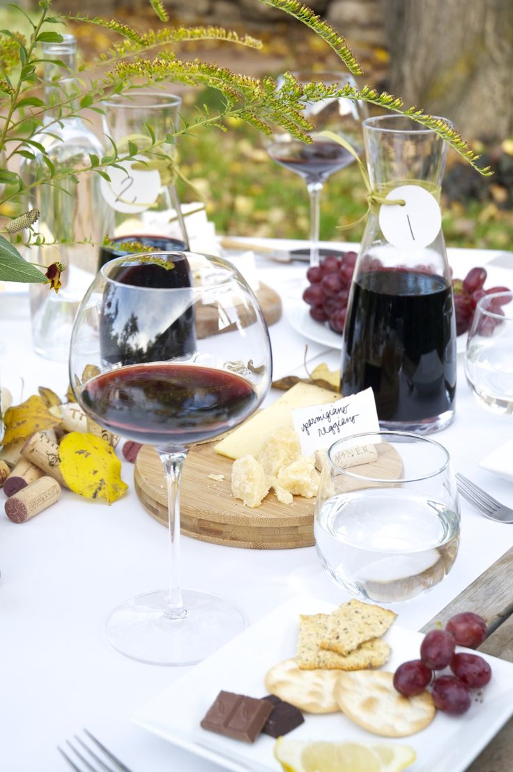 6 Tips for Hosting a Wine Tasting Party — Wine for All