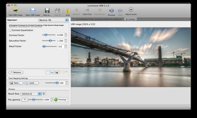 """Free software for HDR Photography. Just Google """"HDR Images"""", if you want to see examples of what you can do with this type of software, amazing effects."""