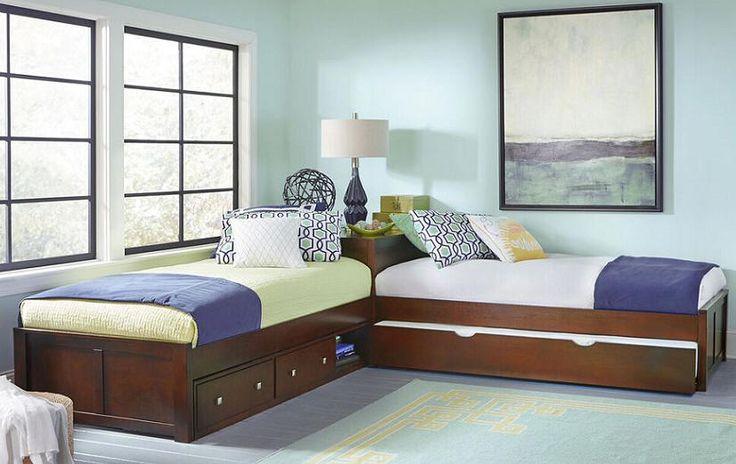 Corner Bed Unit