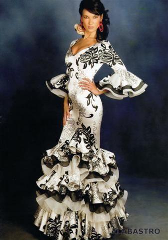 tirititran   tirititranes   porque o flamenco é plural...: A moda Flamenca