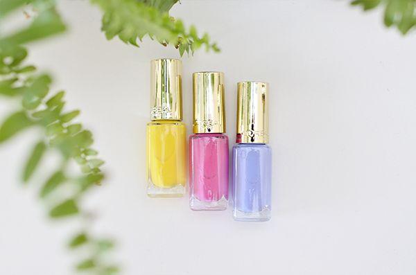 L'Oréal Color Riche Le Vernis Nagellak Summer
