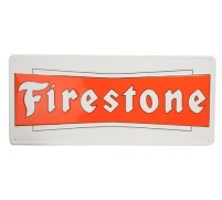 Firestone Bowtie Sign