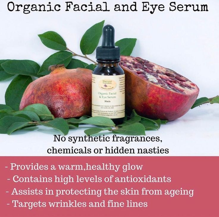 Check out our blog post to find out why you need to be using our Organic Facial Serum. Link in bio #natureyourself