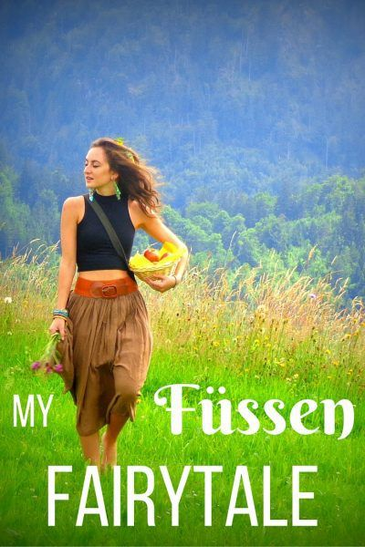 On feeling like I was living in fairytale while volunteering at a hostel in Fussen, Germany for a few weeks.