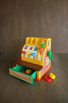 fisher price ok now who remembers having one of these