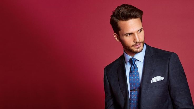 Style Rules Everyone Should Know: Behind every great man is a really great suit.