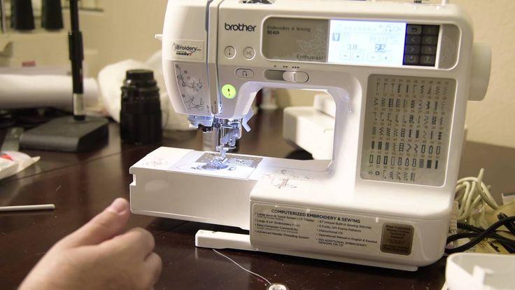 embroidery machine se425