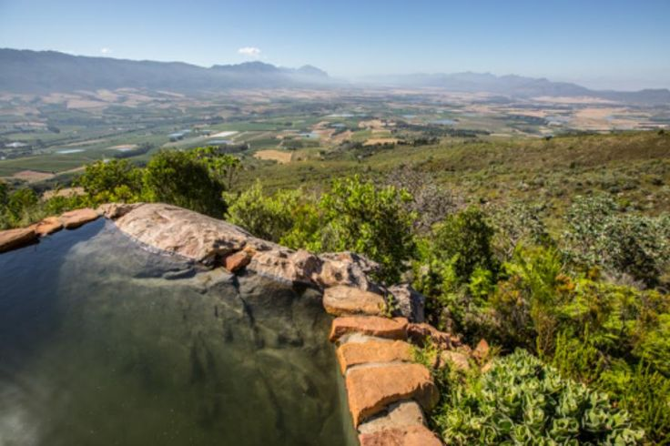 Secret Falls, Tulbagh. Pet Friendly   Camping has own private pool.    Cottage rates: R700 + VAT per cottage per night for 1 BEDROOM (max.2 people). R900 + VAT per Cottage per night for 2 BEDROOMS (max.4 people)