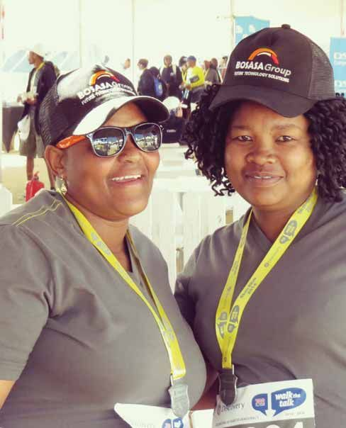 BOSASA Joins Walk the Talk