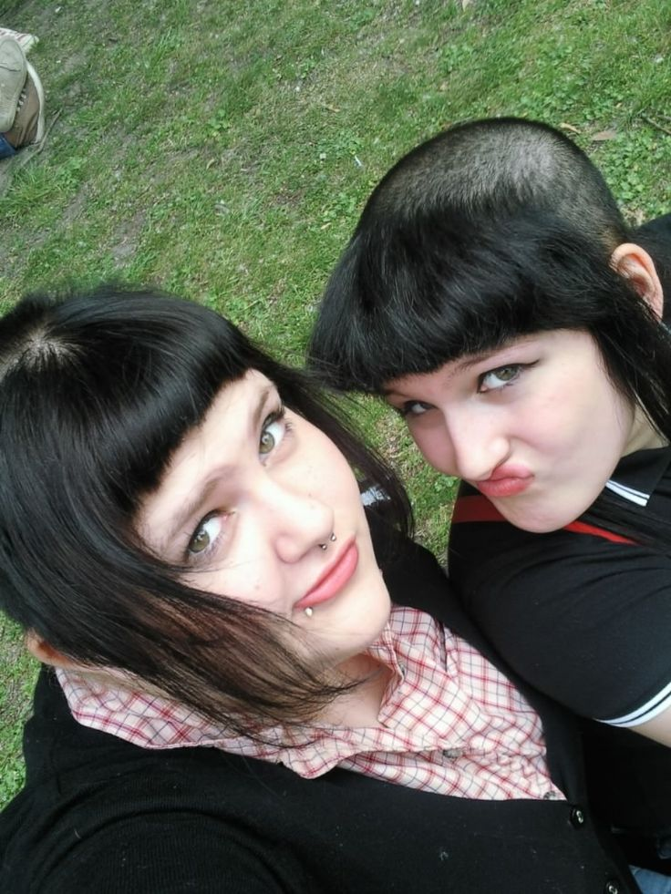 Image result for skinhead girls