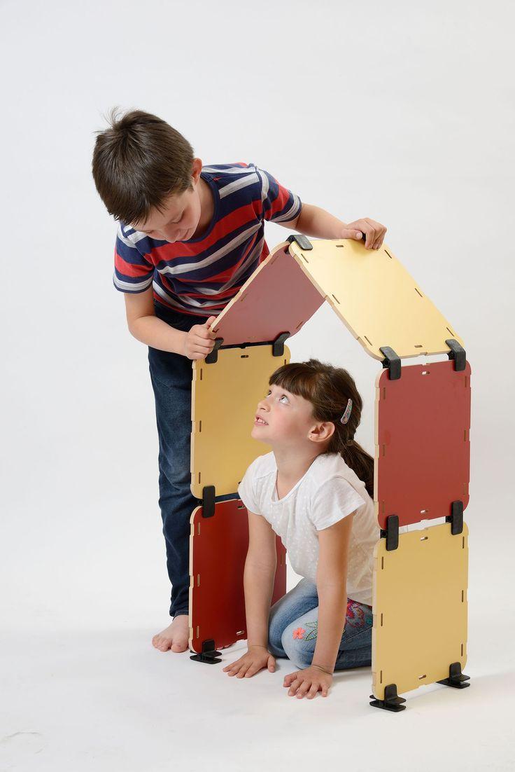 Construye tu CASITA con un Kit M LooKid