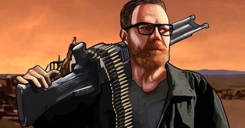 Breaking Bad' and 'Grand Theft Auto' Crossover in These Epic Fan ...