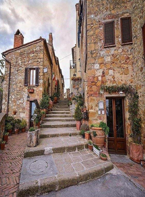Pienza, Italia