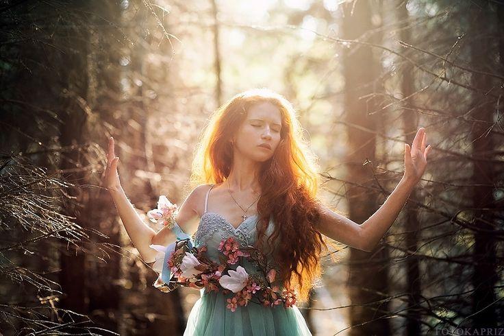 35PHOTO - Александра Савенкова - Девушка-весна