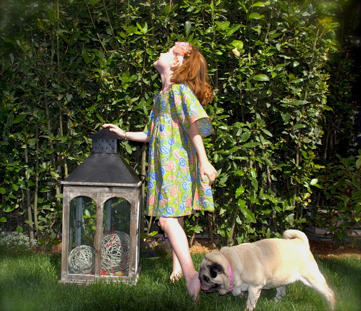 Missflamingo Summer Dress