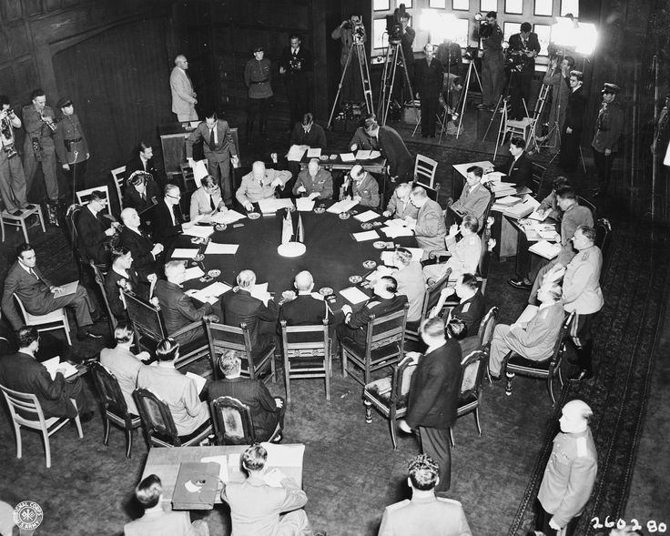 result of the yalta and potsdam Potsdam conference, 1945 it was a long and complicated conference the most important points were as follows truman (for the us), stalin (for the ussr) and attlee (for britain) agreed: to divide germany and austria into three (or four) zones of occupation, with all the powers of occupation represented in berlin abd vienna.