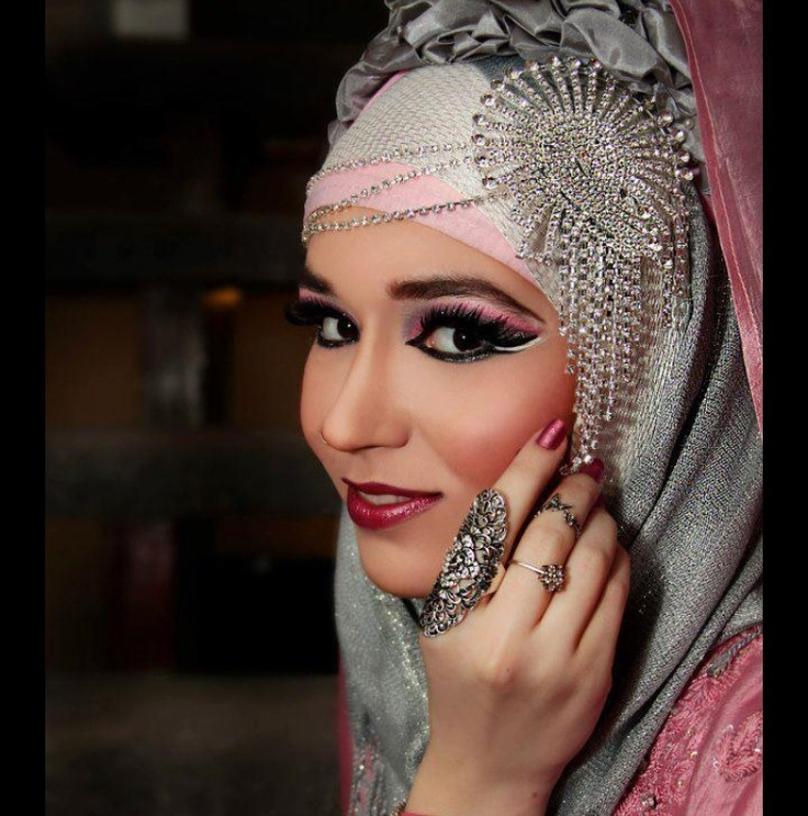 1000 images about hijab on pinterest muslim women bridal makeover and modest fashion Hijab fashion style dailymotion