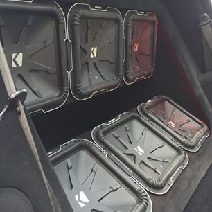 Check out this awesome L7 install from Rollin' Thunder Car Audio in Richmond…