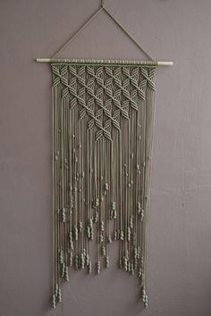 Home Decorative Macrame Wall Hanging