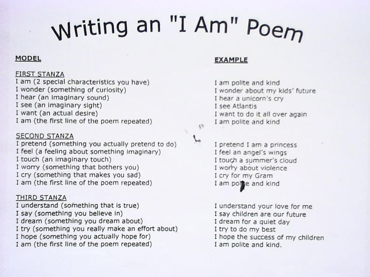 "traumasocialworker: "" I am a big advocate for the use of poetry therapy, and have found it to be a very useful tool for counseling. This particular poetic technique is called an ""I Am"" poem. The poem..."