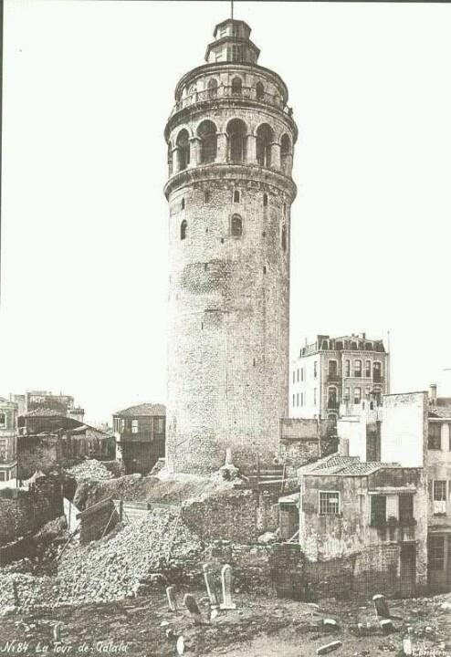 Galata Tower, Istambul, Turkey