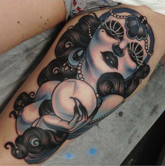 tattoos by Pari Corbitt - Pesquisa Google