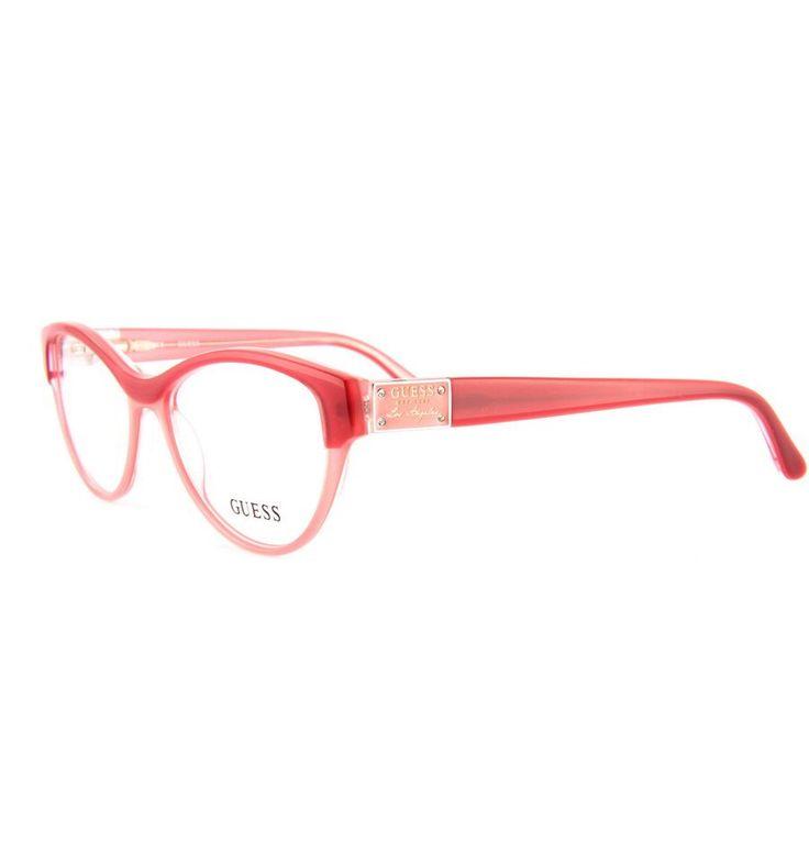 Dámské Brýle Guess GU2322 BU #guess #damske #bryle #optika #praha #moda #moderni #trendy #styl #eurooptik #eyeglasses