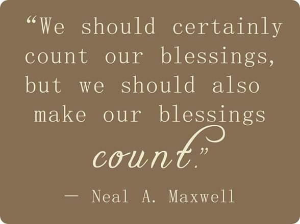 Make your blessings count.Words Of Wisdom, Remember This, Blessed Counting, Motivation Quotes, Wall Quotes, Bowls Ball, Inspiration Quotes, True Stories, Pictures Quotes