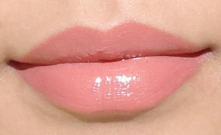 A little bit of pink or peach into your lip colour for a healthy looking nude ..