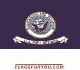 Navy Retired Flag 3x5